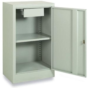 METAL STORAGE SHELF - MOD. SCA/20/30/36 - Single unit pigeon hole structure - DIMENSIONS Cm D 10 x H60