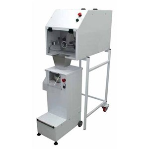 DOUGH ROUNDER - Professional Mod. Pal 300 TR TEFLÓN - (Three phase) - EC standards - RoHS - Production capacity: 3500/3600 balls of dough per hour - Rounds portions from 20 gr to 300 gr - Power:  550 W - 0,73 hp