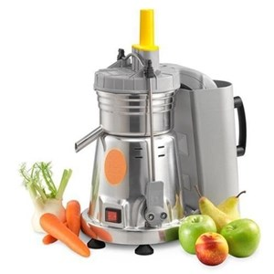 CENTRIFUGAL JUICER mod. PC700 - Speed 2800 rpm - Power 850 W -  SINGLE PHASE 230V 50-60 Hz - CE APPROVED