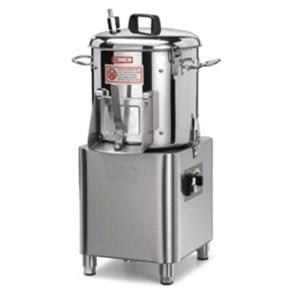 MUSSEL CLEANER - MOD. QQS7D MN - LOADING CAPACITY Kg. 6 - POWER W 370 - SUPPLY V 230/50 Hz SINGLE PHASE - EC standards
