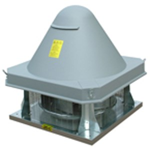 CENTRIFUGAL ROOF EXHAUST FAN - MOD. TN - DOWNBLAST - CE standards