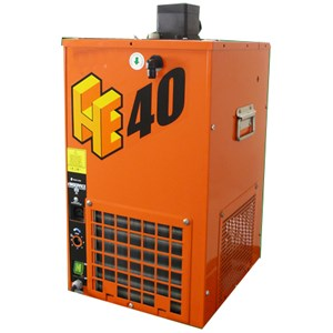 UNDERCOUNTER COOLER PRE-VERTICAL MIX-MOD. HE 40 V 2 V-for beer, wine, COCA COLA, Orange soda (finished product)-high efficiency and low POWER CONSUMPTION-A 2 VIE-ICE BANK cooling system-COOLING capacity 40 l/h-dimensions cm L x 30 H 35 x d 60-CE