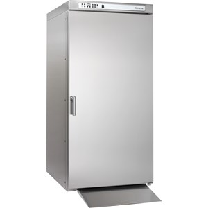 COUNTERTOP HOLD OVEN - MOD. GM0311E - ELECTRONIC - CAPACITY: 3 GN 1/1 - SINGLE PHASE V 230/1/50 Hz - POWER W 700 - DIMENSIONS Cm L 45 X D 63 X h 42 - WEIGHT Kg 30