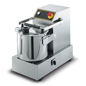 COMBINED CUTTER/VEGETABLE SLICERS Professional-Mod. R 101 XL-tank capacity lt ABS 1.9-capacity covered 20-Watt 450-dimensions cm L 30 x 22 x d 45 h