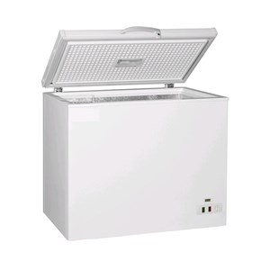 Chest freezer - ENERGY SAVING - CLASSE A+ - Mod. AK/CF - Static cooling - Manual defrost - Digital thermometer - TEMPERATURE -18ºC or +8/-18 °C (according to model)