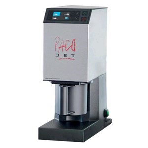 PACOJET - MOD. PACOJET2 - CUP CAPACITY lt  0,8 - BLADE SPEED rpm 2000 - SUPPLY V 230/50Hz SINGLE PHASE - POWER W 950 - GRAPHIC DISPLAY - TOUCHSCREEN WITH USER-FRIENDLY ICONS - EC STANDARDS