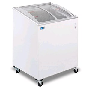 ICE CREAM DISPLAY CHEST FREEZER - SERIES: FIVSC - MANUAL DEFROST - STATIC COOLING - TEMPERATURE °C -12/-22 - SINGLE PHASE