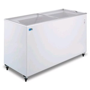 ICE CREAM DISPLAY CHEST FREEZER - SERIES: FVS - MANUAL DEFROST - STATIC COOLING - TEMPERATURE °C -12/-22 - SINGLE PHASE