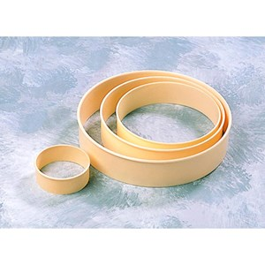 CAKE AND DESSERT RINGS - NOT SUITABLE FOR OVEN