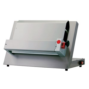PIZZA DOUGH SHEETER - PIZZA ROLLING MACHINE - 1 SET OF ROLLERS - Mod. O 35 C - Roller length cm 34 - Power hp 0,33 - Single phase 230 V - CE approved