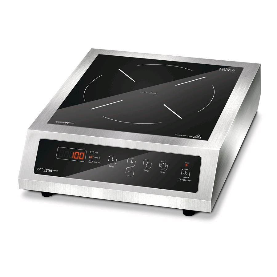 induction hob mod pro 3500 touch schott ceran glass ceramic plate. Black Bedroom Furniture Sets. Home Design Ideas