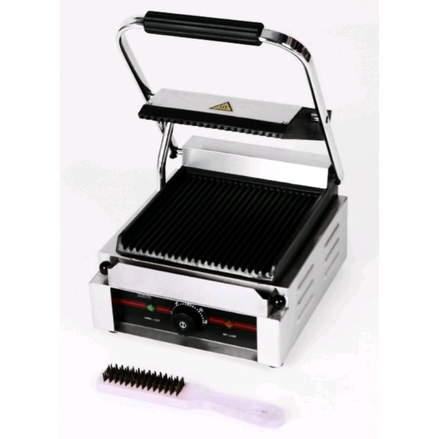 1800 Electric Iron ~ Cast iron griddle electric mod pgr single grooved